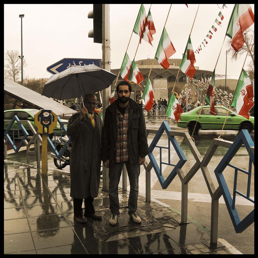 Underground Operation - Nima Bahrehmand
