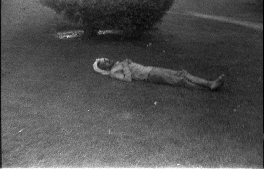 Sleep is death's brother | Reza Sharifi | Analog Photography