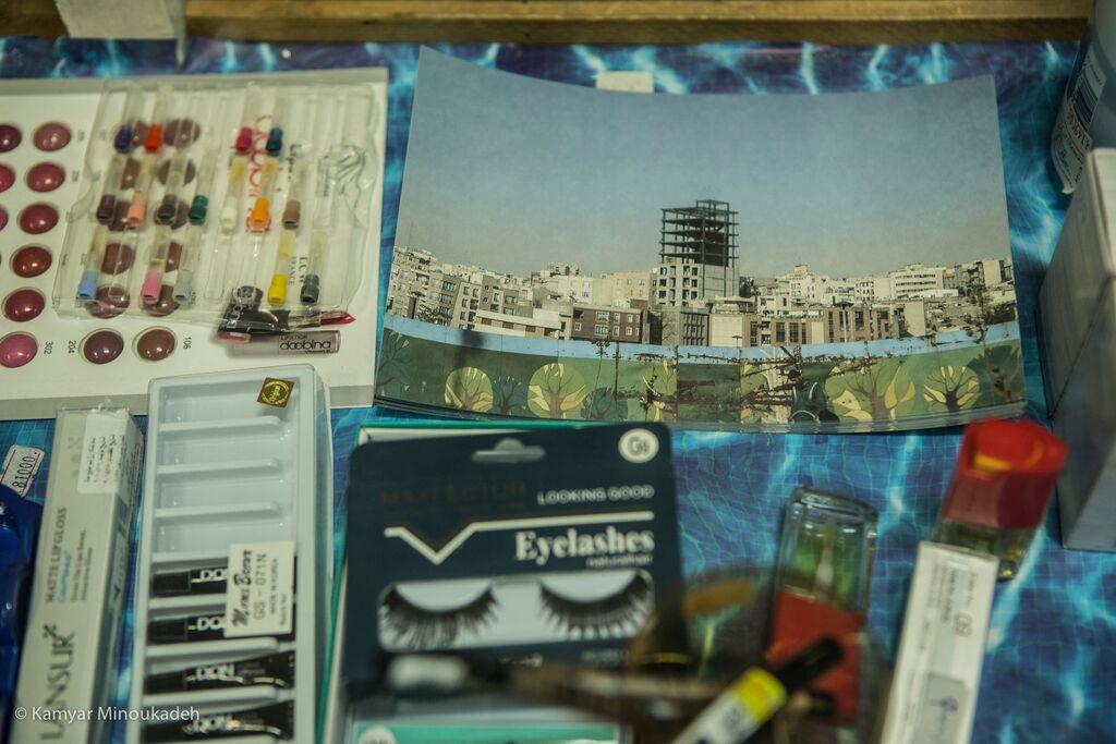 مجلهی سرخوشی | مونوکسید تهران | نگار فرجیانی | داروخانه زهرهنو
